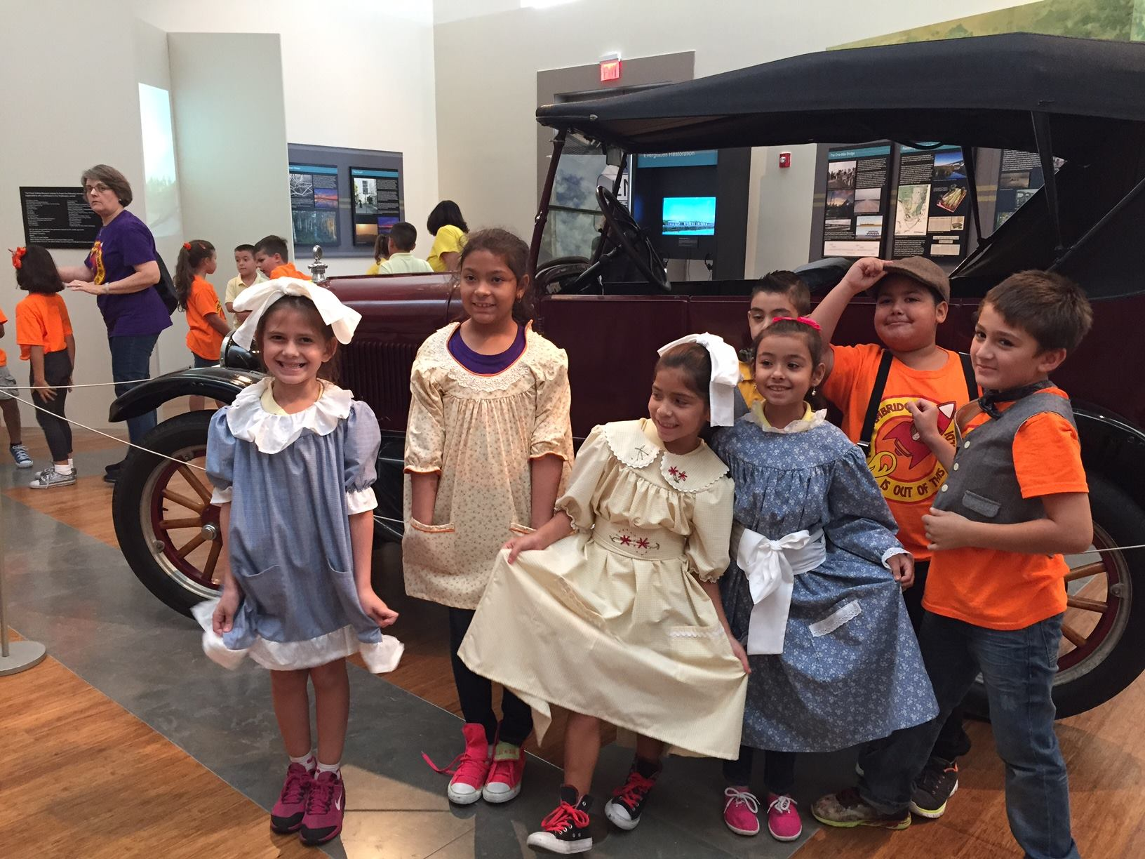 Supporting the Coral Gables Museum
