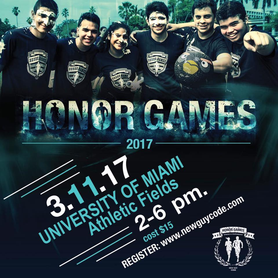 Sponsoring the Honor Games